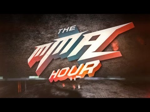The MMA Hour Live - April 3, 2017