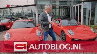 Porsche 992 vs Porsche 991: dit zijn de verschillen