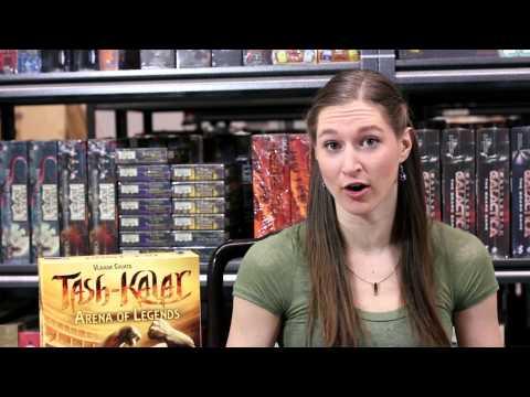 Tash-Kalar: Arena of Legends Review - Starlit Citadel Reviews Season 3