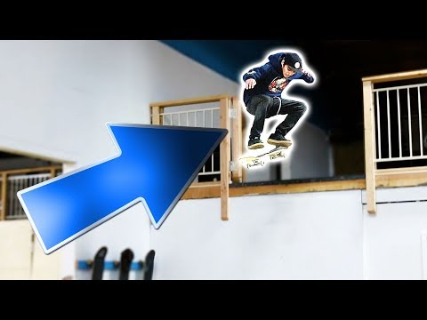KICK FLIP OFF THE BRAILLE DROP FOR LANCE THE FULL STORY