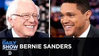 Bernie Sanders - A Progressive Agenda for the 2020 Presidential Race | The Daily Show