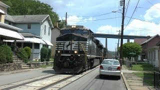 Norfolk Southern: What's Your Function?