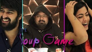 Funny Game : The Soup Game With Naga Shaurya, Rashmika Mandanna | Chalo Movie