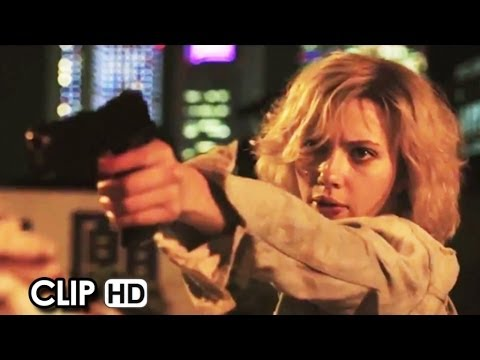 Lucy Red Band CLIP - Escape (2014) - Scarlett Johansson Movie HD