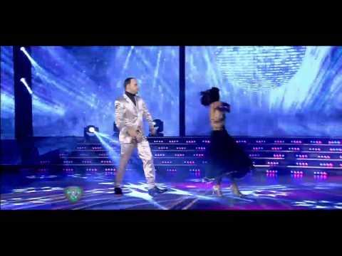 Onur de Las mil y una noches debutó en la pista de ShowMatch
