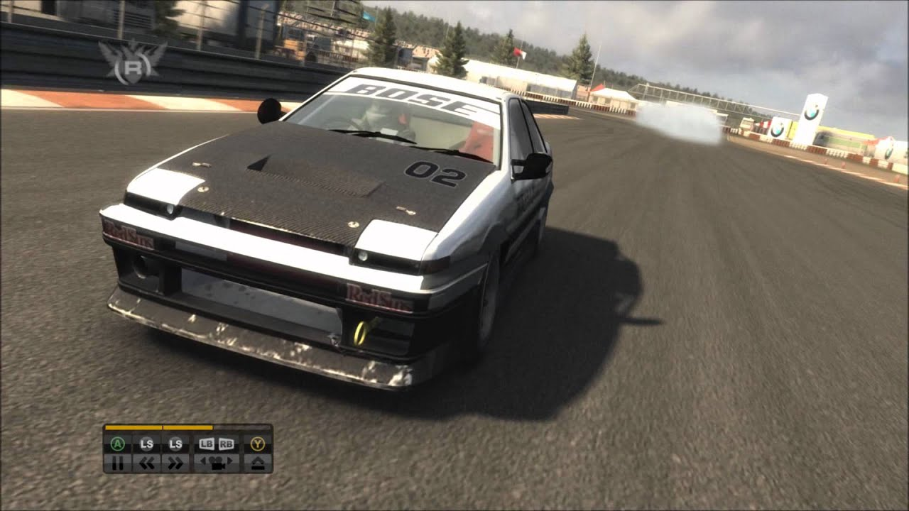 Race Driver Grid - Initial D - Beat of the Rising Sun - YouTube Initial D Beat Of The Rising Sun Mp3