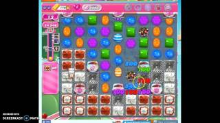 Candy Crush Level 2393 help w/audio tips, hints, tricks