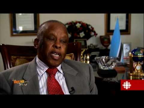Une heure sur terre - Botswana: le bon élève