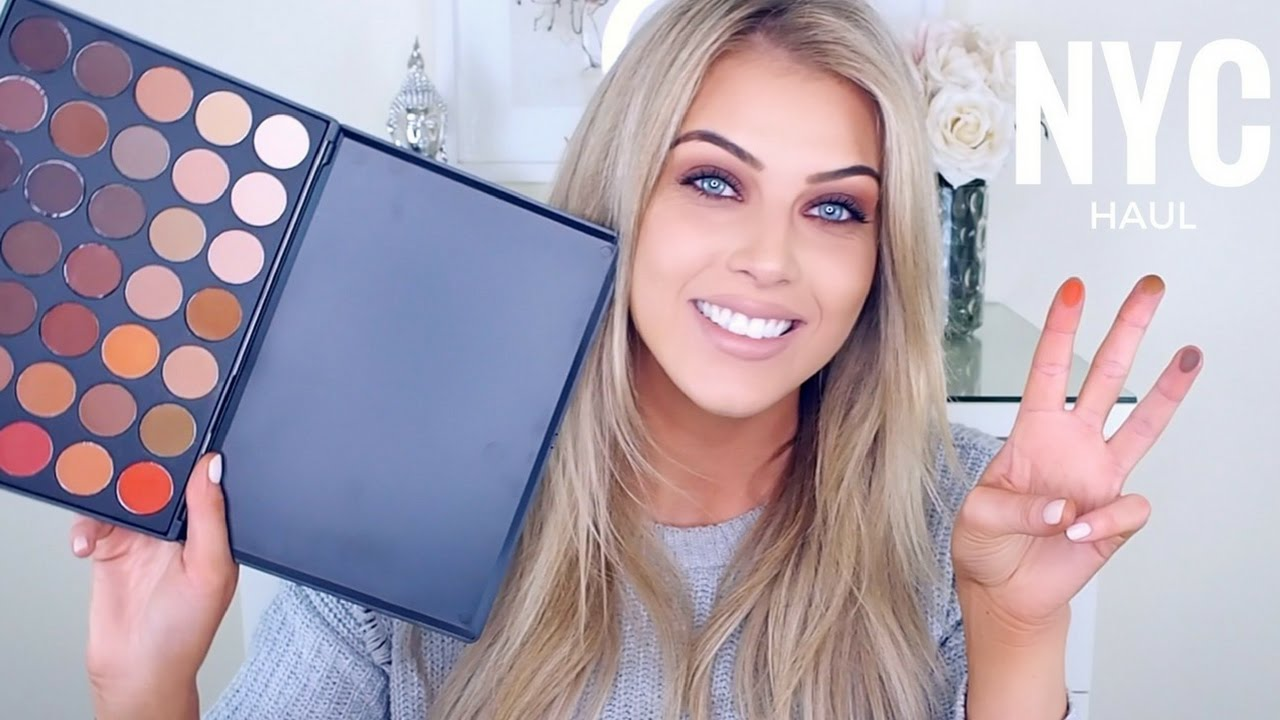 New York Beauty & Makeup Haul | Sephora Haul | Chloe Boucher