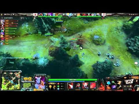 G-1 League Phase 3 Group B - Zenith vs DK Game 2