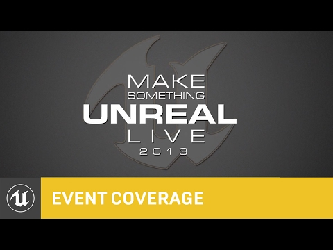 Make Something Unreal Live 2013 Grand Finale at the Gadget Show Live