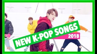 Download Lagu NEW K-POP SONGS - JANUARY 2018 (WEEK 2) Gratis STAFABAND