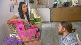 Daniel Bryan warns Brie Bella she's taking on too much: Total Bellas, Feb. 17, 2019