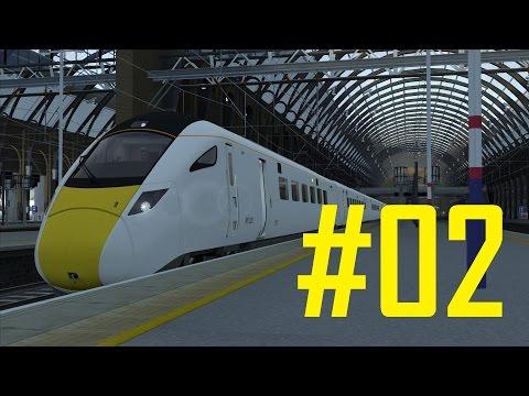 Train Simulator 2015 | ECML | Hitachi Class 801