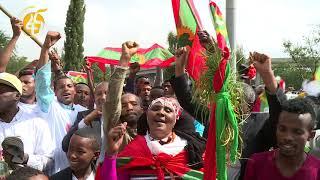 Members of the Free Oromo Liberation Front led by Birgate General Hailu Gongafa and Abbayabagara hav