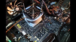 EVGA Z390 DARK smashes overclocking records with 7GHz+ 9900K