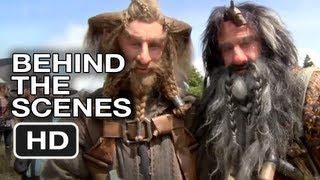 The Hobbit - Full Production Video Blogs 1-6 - Lord of the Rings - HD Movie