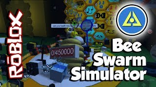 Roblox - Bee Swarm Simulator Is A Cool Game