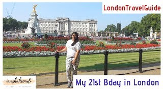 My B'day trip to London! ~Top 10 Things to Do~ London Travel Guide