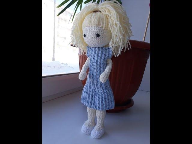 Мои вязаные игрушки Амигуруми/Куклы