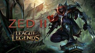 League of Legends Zed 2
