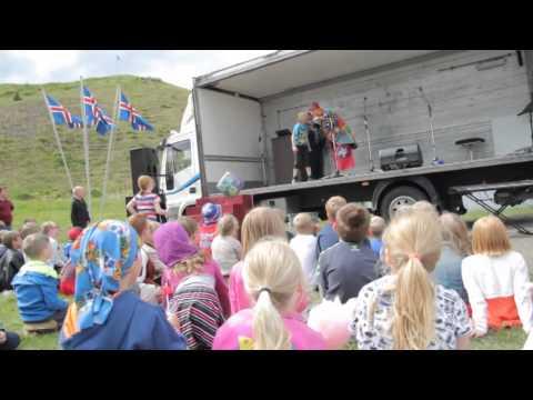 17. júní á Sauðárkróki