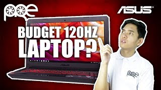 ASUS TUF FX504 Gaming Laptop - Review, Sound Test, & Teardown