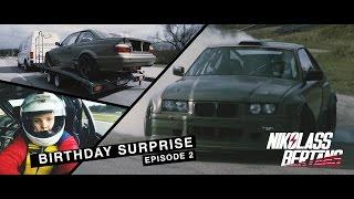 NIK NAK (12 YEARS OLD DRIFTER) - HAPPY BIRTHDAY (Episode 2)