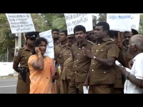ATHIRADY News Protest In Jaffna -001