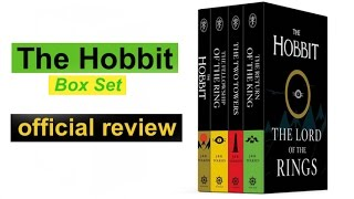 The Hobbit and the Lord of the Rings Boxed Set Review