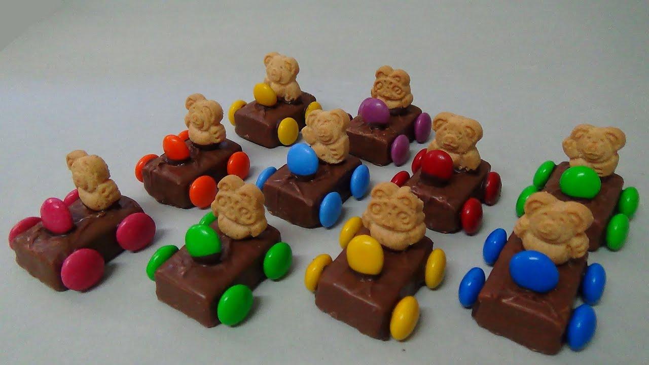 Teddy Bears Cars YouTube