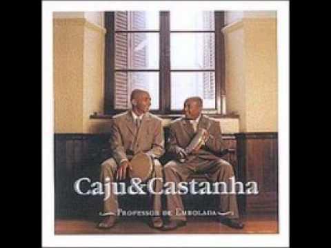 Caju E Castanha professor De Embolada - Gerência Artística: Cesar Gavin (2003) video