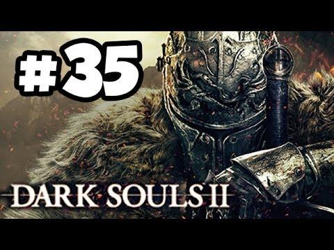 Dark Souls 2 Walkthrough PART 35 - Headless Women - BOSS!! Let's Play Gameplay (360/PS3/PC HD)