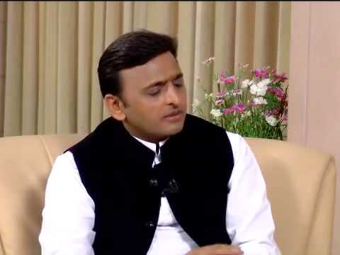 Akhilesh Yadav's Interview with ETV
