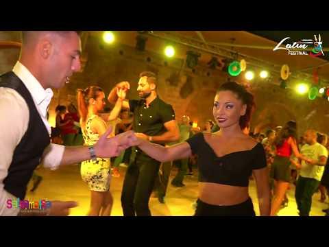 JESSICA PATELLA & MICHELE ANGELONI - LEBANON LATIN FESTIVAL