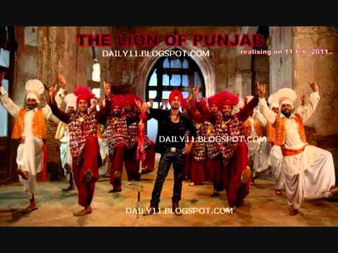Lion of Punjab Title Song Diljit 2011.flv