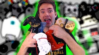 All Nintendo Official Wii Classic Controller Pro's + Controller Giveaway!