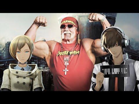 Hulk Hogan's PlayStation Vita Update: Freedom Wars