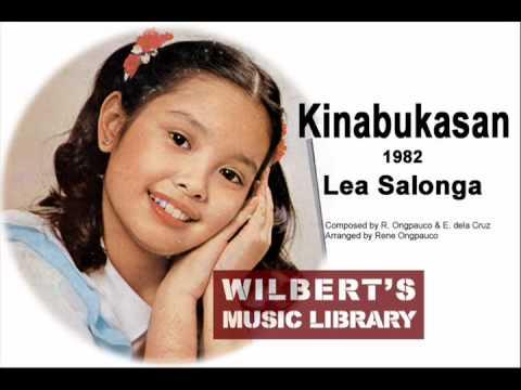 Lea Salonga - Kinabukasan