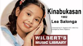 Watch Lea Salonga Kinabukasan video