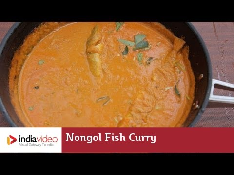 Nongol Fish Curry - a malabar dish