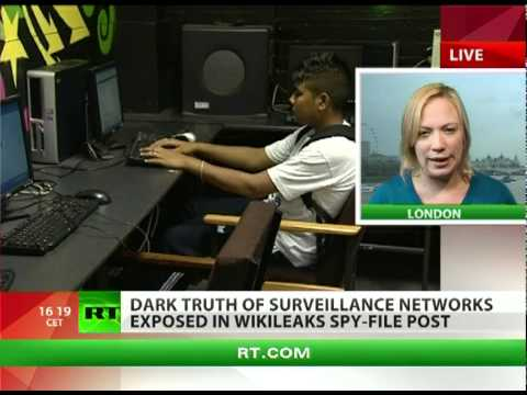Spy Files: WikiLeaks exposes dark secrets of surveillance