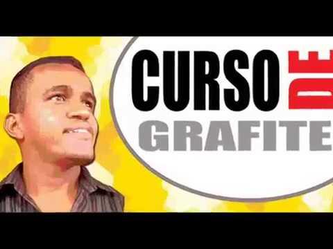 Video aula com Gene do Grafite 014 - Sequência de abecedário Nº 02 ...