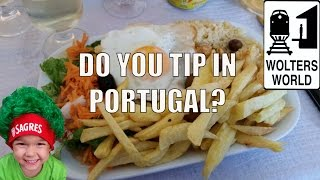 Do You Tip in Portugal?