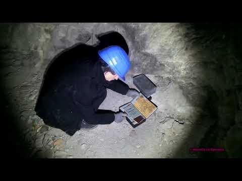 Was wir in einem Stollen in Mödling entdecken können