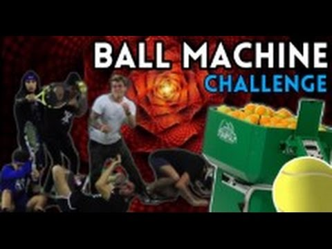 Ball Machine Challenge