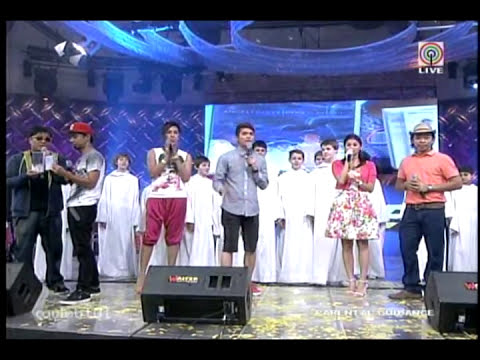 ►LIBERA - Bayan Ko on Showtime Program [HQ]