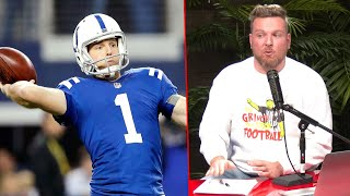Pat McAfee Talks Thanksgiving NFL Pass