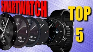 Top 5 Best Selected Smartwatches  in 2019