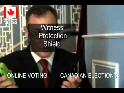 ONLINE VOTING CANADIAN ELECTION 2011